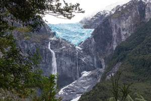 The Hanging Glacier, Queulat National Park