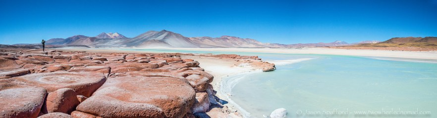 Salar de Talar, Chile