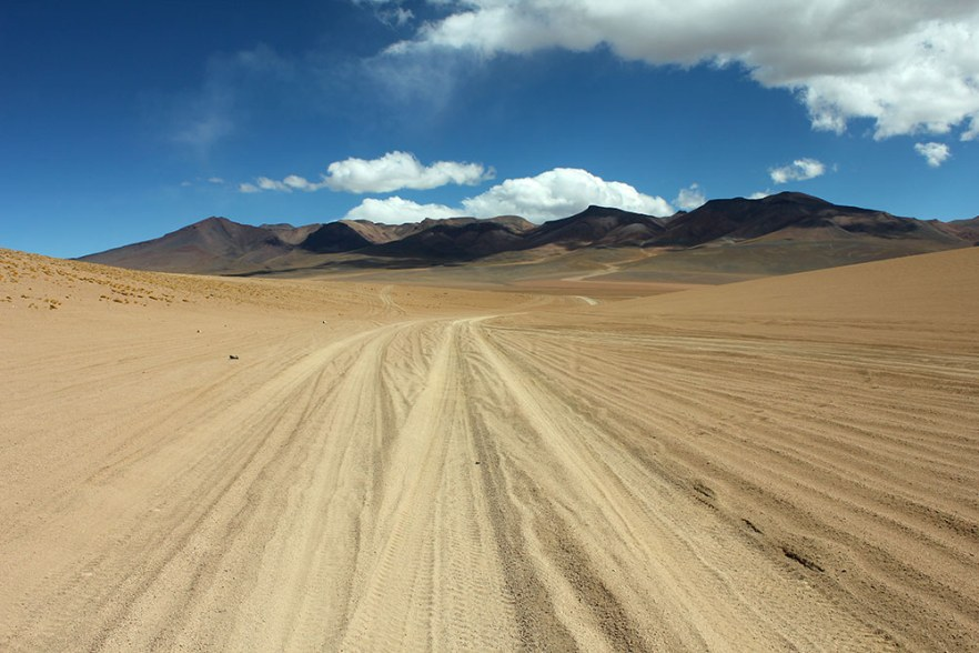 Bolivia's brutal beauty