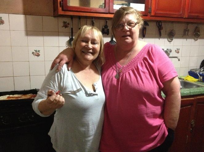 Cristina & Dora