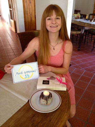 Happy 34th Lisa!