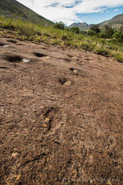 Torotoro is home to tonnes of dinosaur footprints - too good to miss if you're passing.
