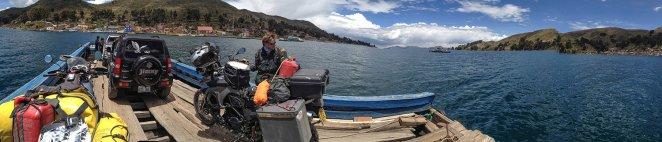 Peru's equivalent of P&O ferries