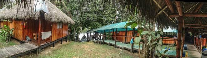 Siona Lodge, Cuyabeno Reserve