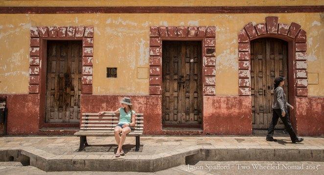 Chilling in San Cristóbal de las Casas