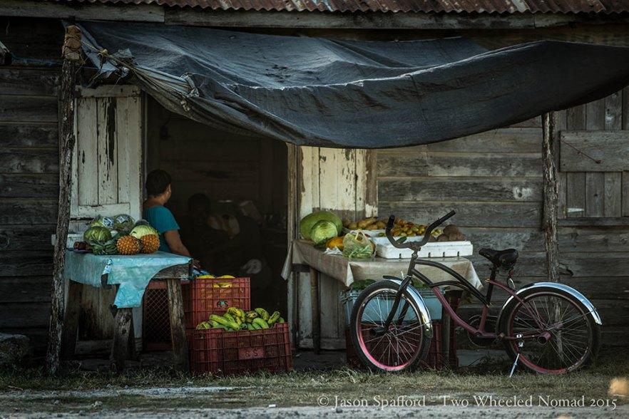 A little tienda near