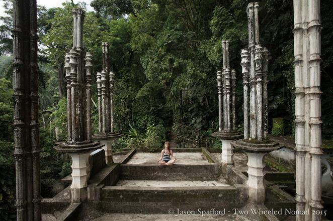 Finding my Zen in Edward's secret garden