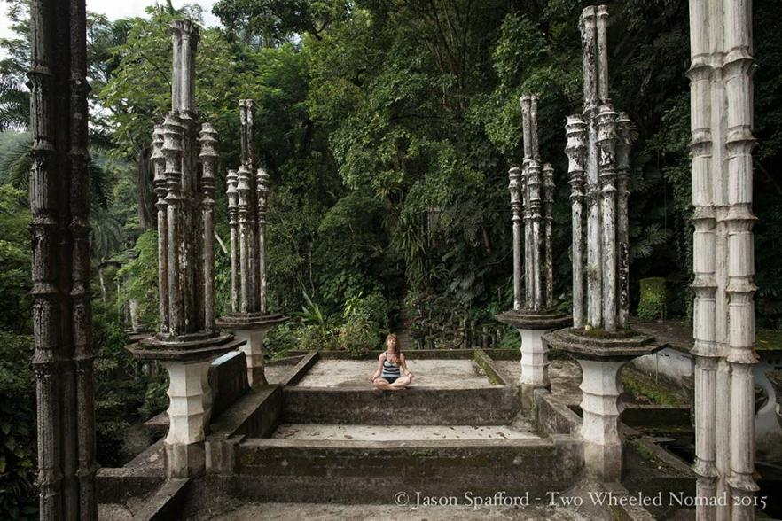 Finding my Zen in Edward's secret garden, Las Pozas
