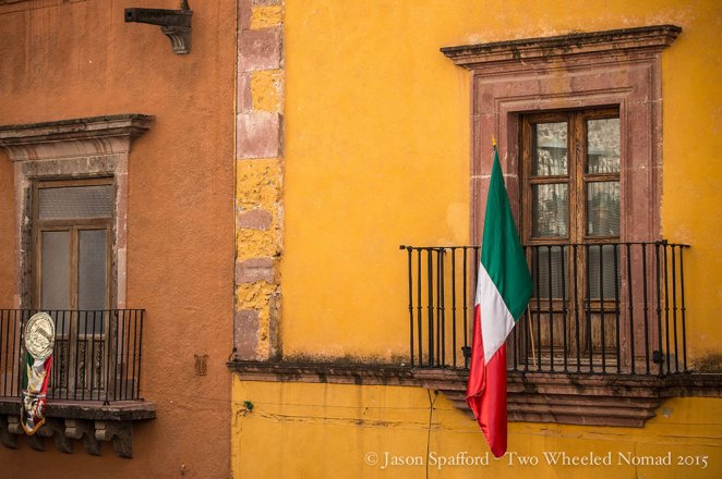 Mexican Independence Day: 16 September 2015