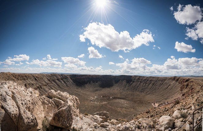 Meteor Crater is bigger than you think...