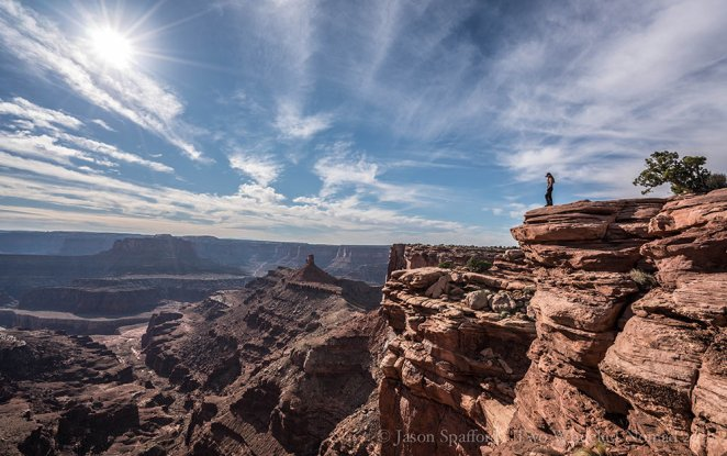 The candy world of Canyonlands