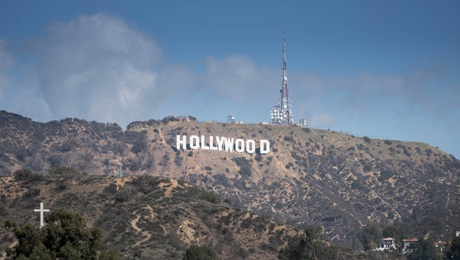 You can't stay in LA without winding up in Hollywood for the day
