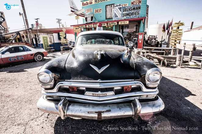 The rad old Route 66