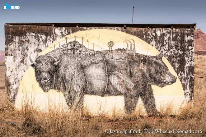 Navajo wall art.