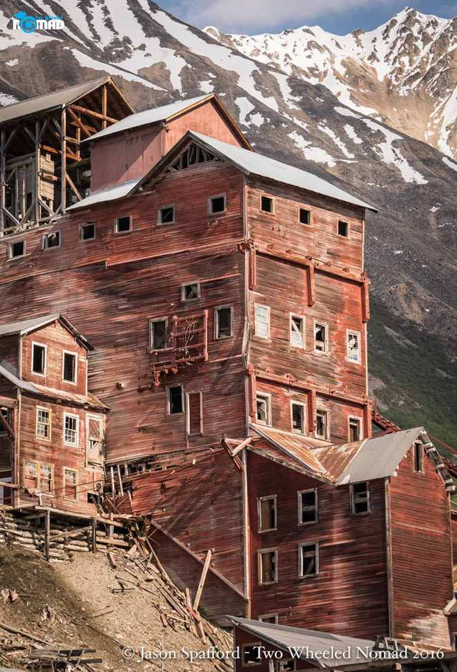The Kennecott Mines.