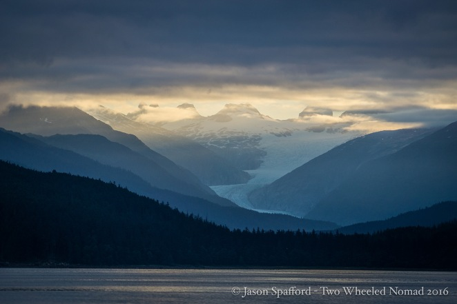 Quiet waterways courtesy of Alaska's Inside Passage and the Alaska Marine Highway
